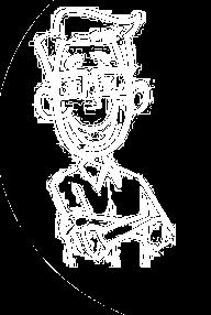 Tom Strichzeichnung