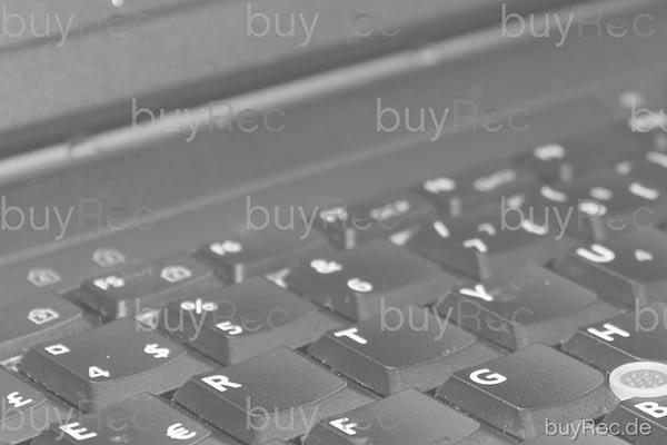 Laptop mit zerbrochenen Display produkt